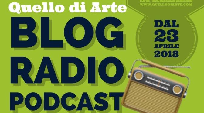 Quello di Arte Blog Radio Podcast Locandina