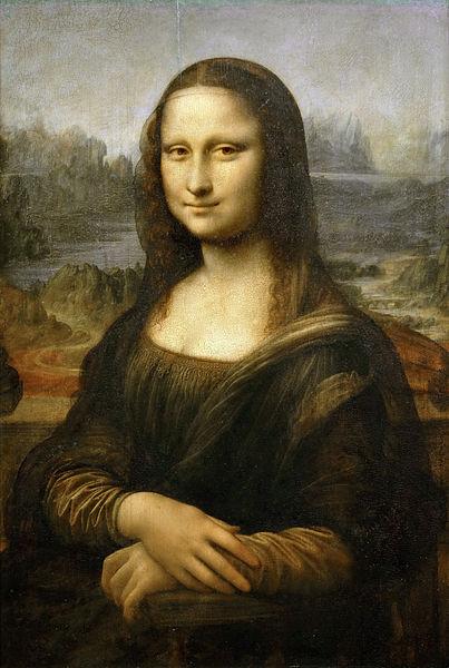 Leonardo da Vinci, Gioconda, 1503-1517