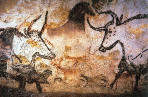 Grotta di Lascaux, 16000 a.C.
