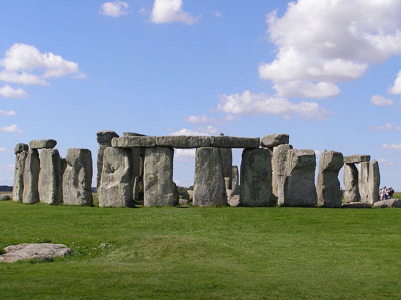 Stonehenge, 1800 - 1500 a.C.