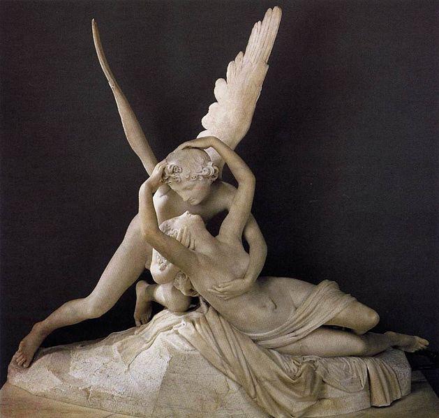 Antonio Canova, Amore e Psiche, 1787-1793