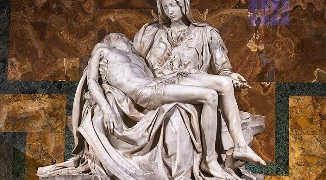 Michelangelo, il finito e l'infinito