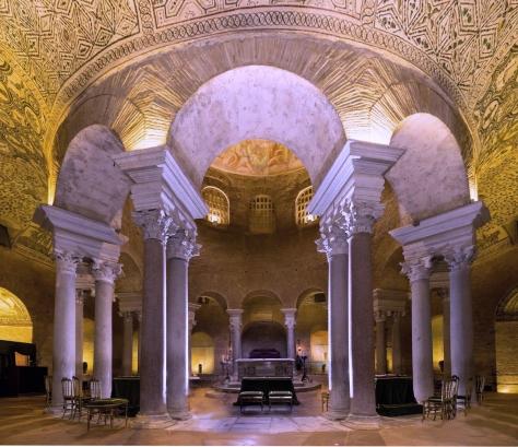 Mausoleo di Santa Costanza, 340 d.C.
