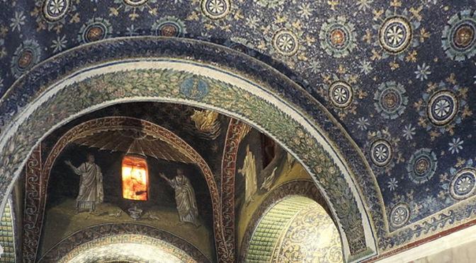 I Bizantini bussano alle porte del paradiso