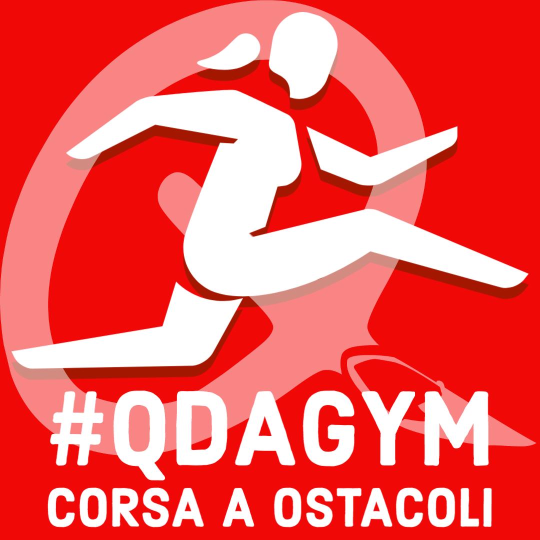 Corsa a ostacoli - QDAGYM