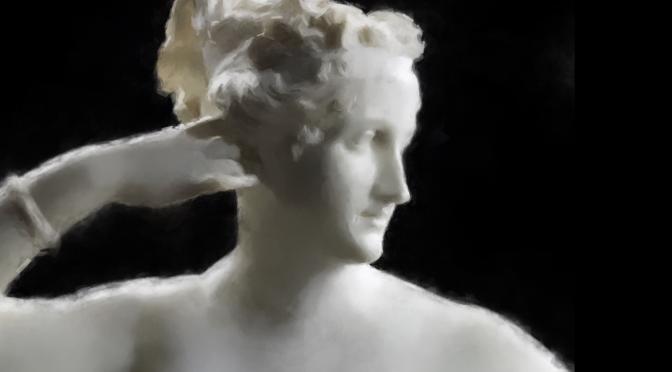 Qual è il momento scelto nella rappresentazione neoclassica?