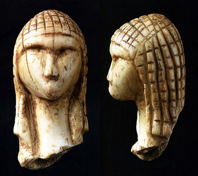 Veneredi di Brassempouy, 28000 - 22000 a.C.