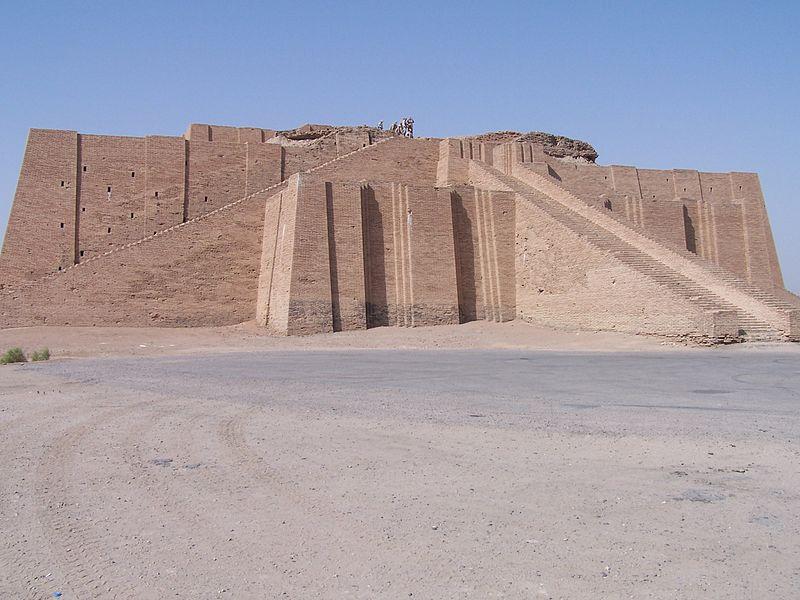 Ziggurat di Ur, XXII - XXI sec. a.C.