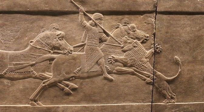 Mesopotamia, la pietra al potere