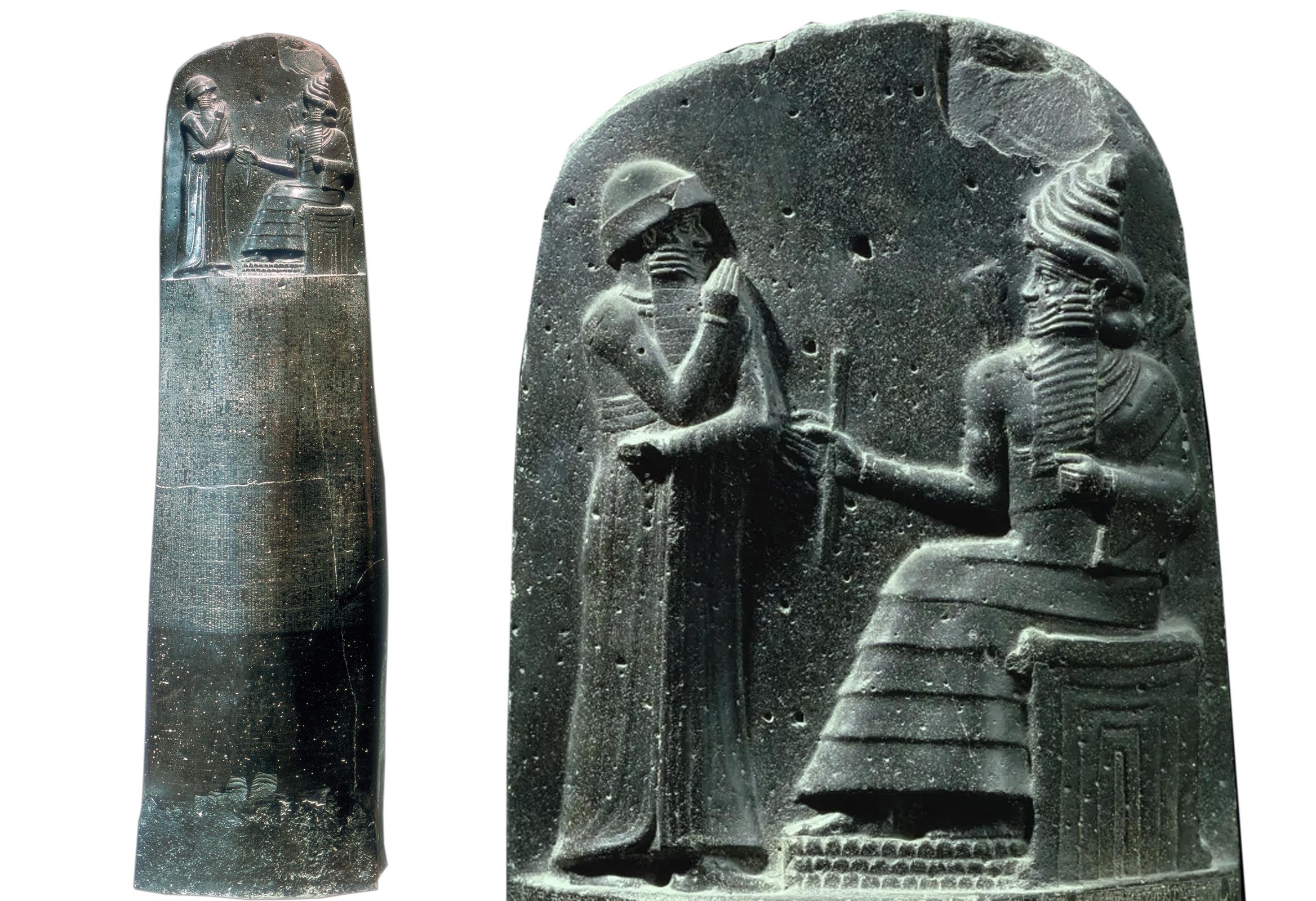 Stele di Hammurabi, 1760 a.C.